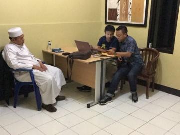 Ke Pimpinan Aksi 313 KH Muhammad Al-Khaththath Ditangkap Polisi