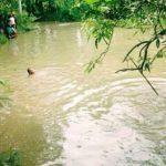Cari Uang yang Jatuh ke Sungai, Bocah SD di Wanasalam Lebak Tewas Tenggelam