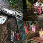 Rumah Keluarga Sahati di Jawilan, Akan Dibangun oleh Tim CSR Kabupaten Serang