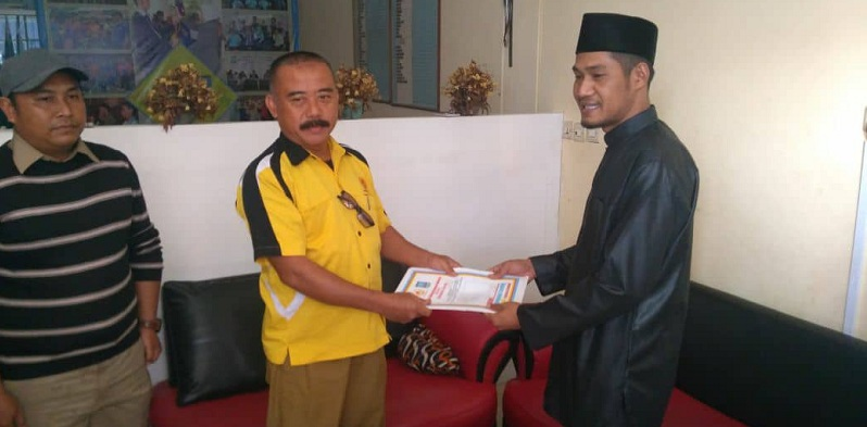 Maju Pencalonan Ketua Koni Kabupaten Serang Pujiyanto Perjuangkan Kesejahteraan Atlet Faktabanten Co Id