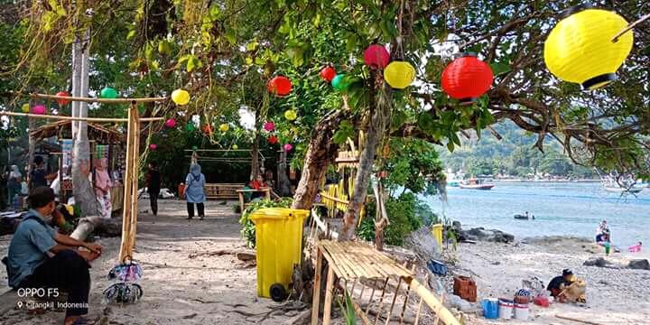 Pulau Merak Kecil Kekayaan Alam Di Cilegon Yang Makin