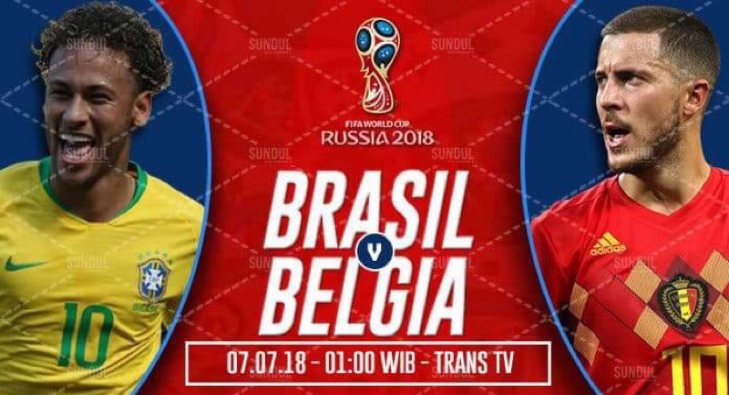 Image Result For Brazil Vs Belgia