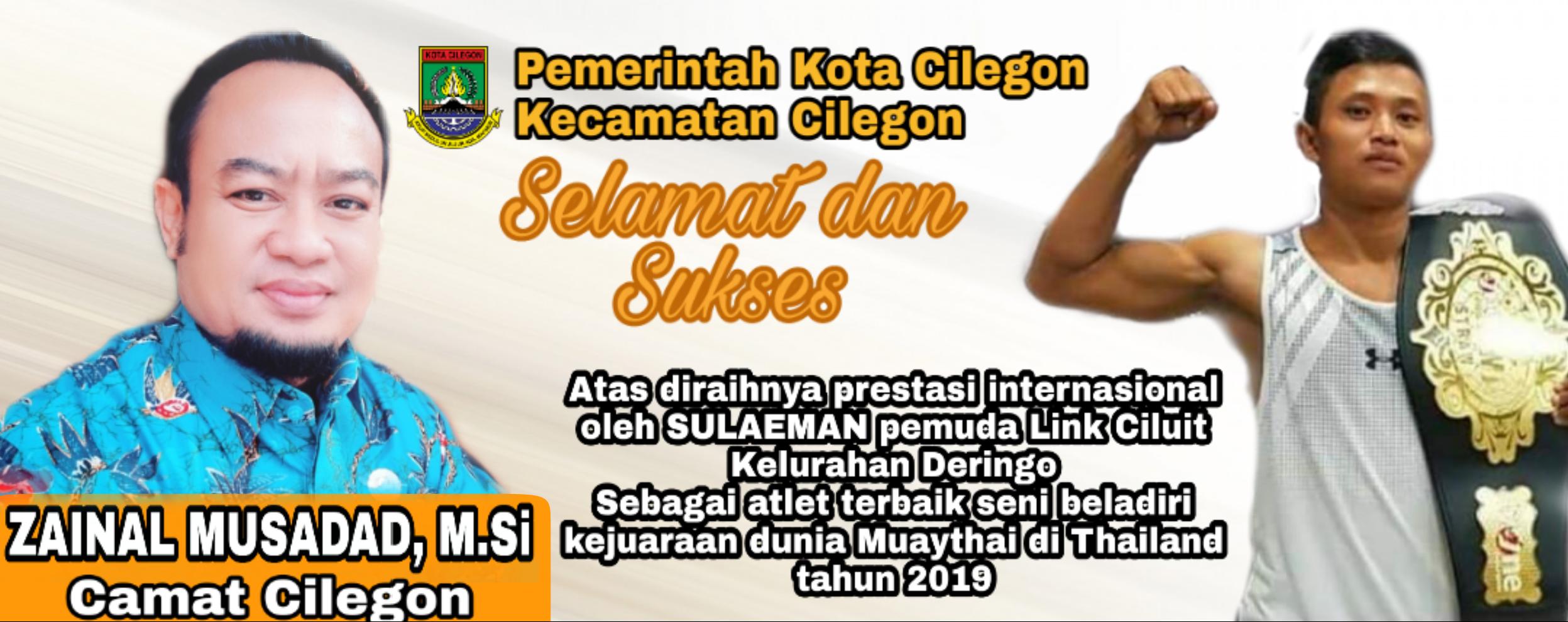 Camat Cilegon_sulaeman