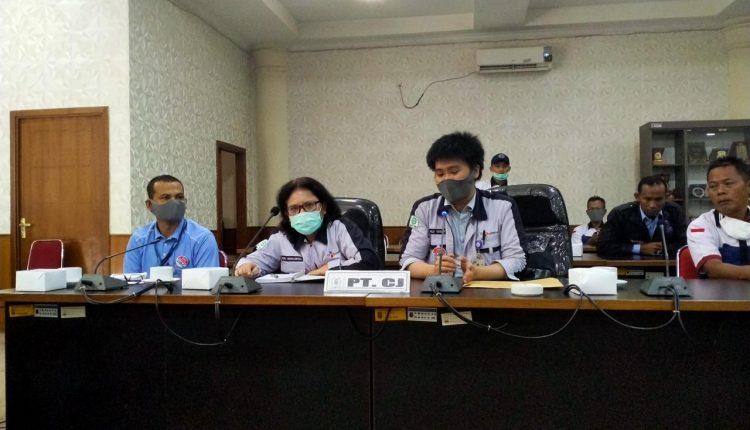 Dipanggil DPRD Cilegon, CJ Logistic Korea Akan Dievaluasi